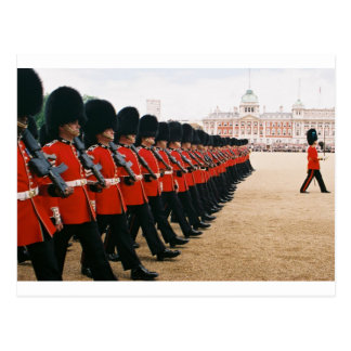 Trooping the Colour 2010 Postcard