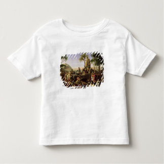 Troops halted on the Banks of the Nile Toddler T-Shirt