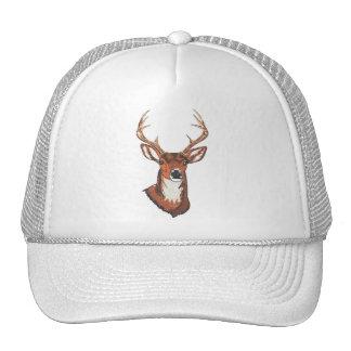 Trophy Buck Rack Mount Cap