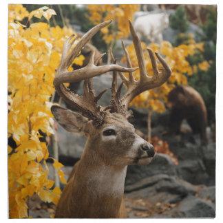 Trophy Deer Napkin