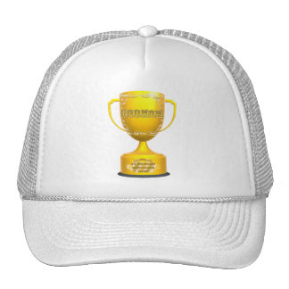 Trophy Godmother Mothers Day Gifts Cap