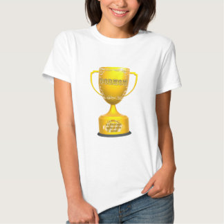 Trophy Godmother Mothers Day Gifts T Shirt