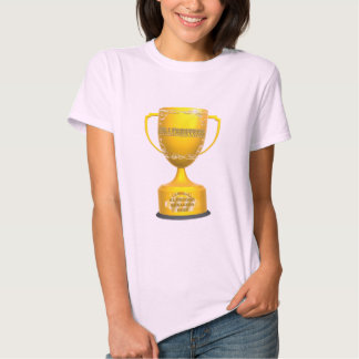 Trophy Grandmother Mothers Day Gifts T Shirt