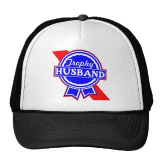 Trophy Husband Cap