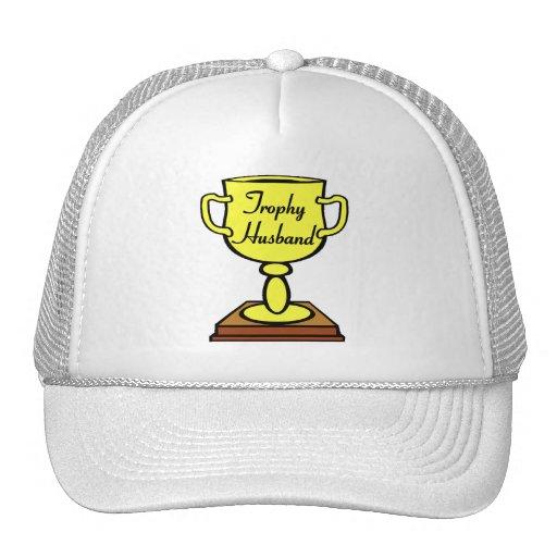 Trophy Husband Mesh Hat