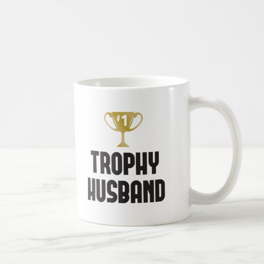 TROPHY HUSBAND, world's greatest, best ever, one Coffee