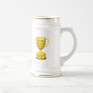 Trophy Mother-In-Law Mothers Day Gifts 18 Oz Beer Stein