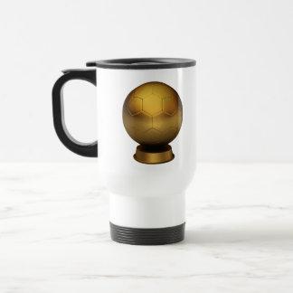 Trophy of Football Stainless Steel Travel Mug