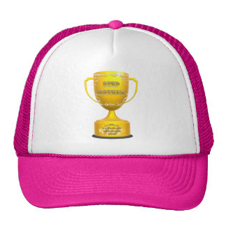 Trophy Stepmother Mothers Day Gifts Cap