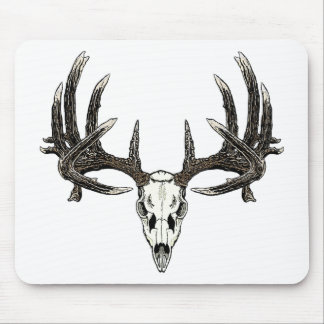 Trophy Whitetail buck Mouse Mat