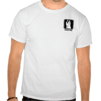 Trophy Wife Bachelor Pary T-Shirt