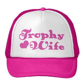 Trophy Wife Mesh Hat