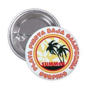 tropic 3 cm round badge