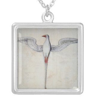 Tropic Bird Silver Plated Necklace