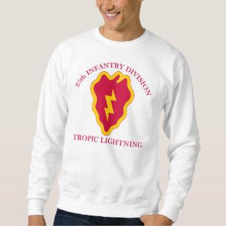 Tropic Lightning 25th ID Vet Sweatshirt
