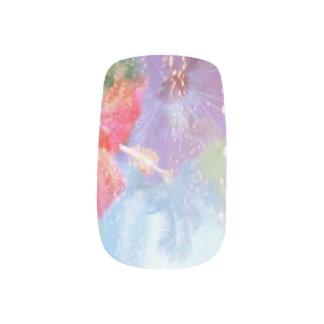 Tropic of Beauty Minx Nail Art
