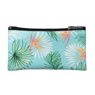 Tropic Palm Cosmetic Bag