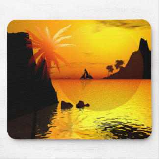 Tropica Mouse Pad