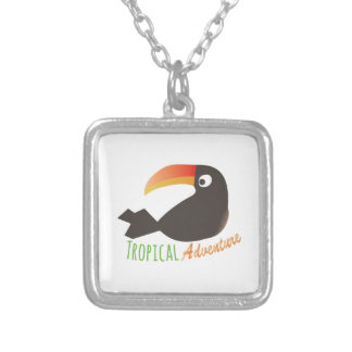 Tropical Adventure Necklace