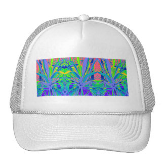 Tropical Agave Modern art Gifts Trucker Hat