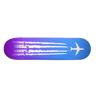 Tropical Airline Cool Breeze Skate Board Deck