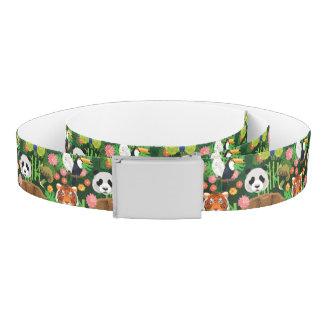 Tropical Animal Mix Belt