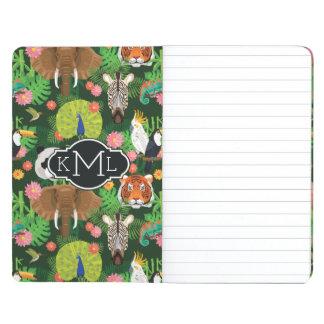 Tropical Animal Mix | Monogram Journal