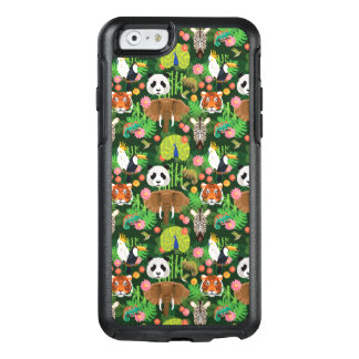Tropical Animal Mix OtterBox iPhone 6/6s Case