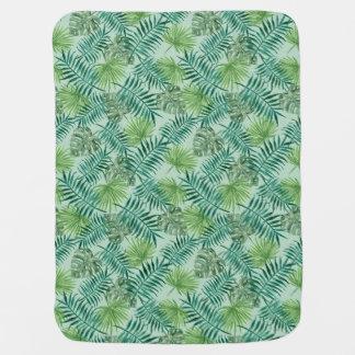 Tropical Baby Blanket