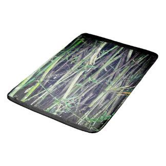 Tropical Bamboo Bath Mat