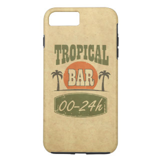 Tropical Bar iPhone 7 Plus Case