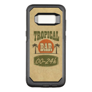 Tropical Bar OtterBox Commuter Samsung Galaxy S8 Case