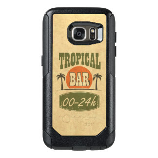 Tropical Bar OtterBox Samsung Galaxy S7 Case