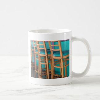 tropical bar stool mugs