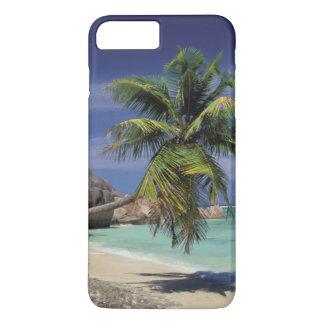 Tropical Beach, Anse Sourse D'Argent, La Digue iPhone 8 Plus/7 Plus Case