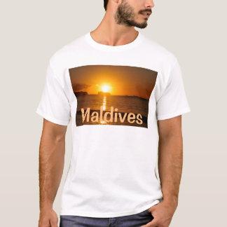 Tropical beach in Maldives T-Shirt