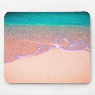 Tropical Beach Mouse Mat
