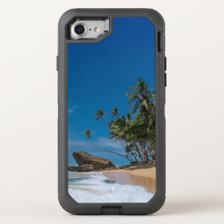 Tropical Beach Paradise OtterBox Defender iPhone 8/7 Case