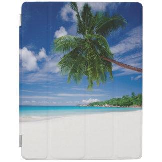 Tropical Beach   Seychelles iPad Cover