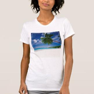 Tropical Beach | Seychelles T-Shirt