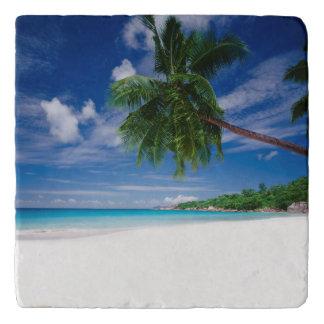 Tropical Beach | Seychelles Trivets