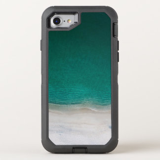 Tropical Beach Turquoise Sea OtterBox Defender iPhone 8/7 Case