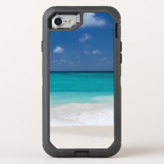 Tropical Beach Turquoise Water OtterBox Defender iPhone 8/7 Case