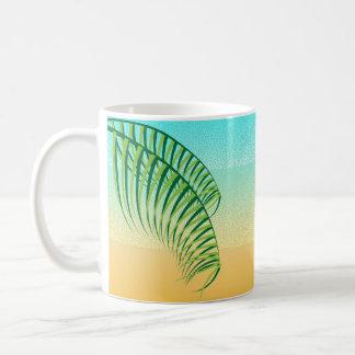 Tropical Beach Vacation Coffee Mug