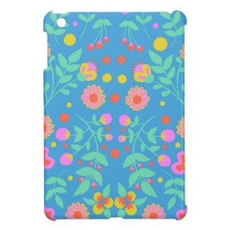 Tropical Bells iPad Mini Cover
