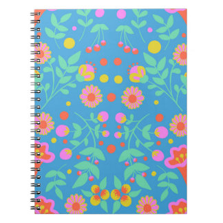 Tropical Bells Notebook