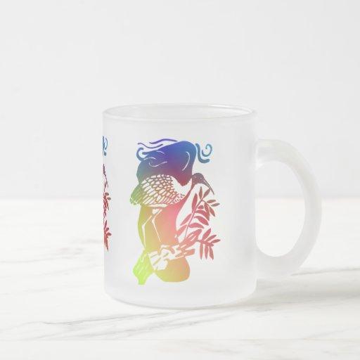Tropical Bird Mug