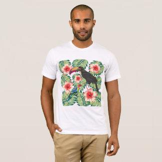 Tropical Birds of Paradise Design Series 1 T-Shirt