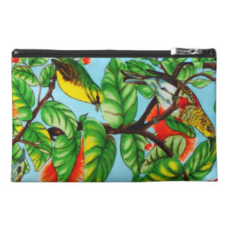 Tropical birds pattern - Travel acessorie bag Travel Accessory Bags