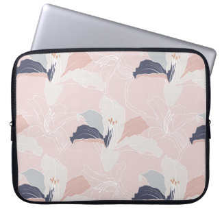 Tropical Blush Laptop Sleeve